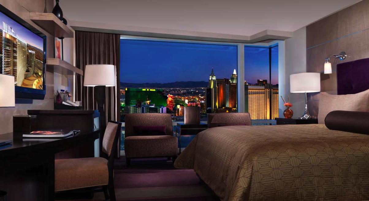 Win Free Rooms In Vegas