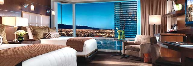 Deluxe City View Las Vegas Rooms