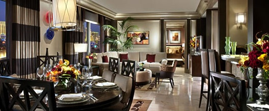 Bellagio 2 Bedroom Penthouse Suite Property bellagio hotel rooms