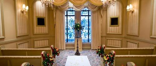 Bellagio S East Wedding Chapel