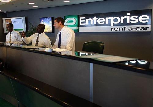 Enterprise Rent A Car Las Vegas