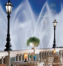 The Fontana Bar, overlooking the world-famous Bellagio Fountains