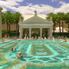 Pools at Caesars Palace