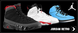 Jordans found at your local Las Vegas Foot Locker