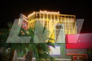 Planet Hollywood at night 2 - Don McCarthy