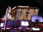 Planet Hollywood at night 1 - Don McCarthy