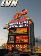 ccc 722 - Jennifer Ingram, Circus Circus, Las Vegas strip, Vegas signs