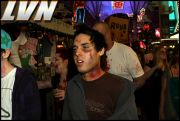 057 - Michael Mirenda, First Annual Zombie Walk 2009 Fremont Street Experience