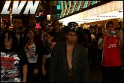 054 - Michael Mirenda, First Annual Zombie Walk 2009 Fremont Street Experience