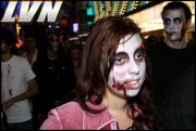 047 - Michael Mirenda, First Annual Zombie Walk 2009 Fremont Street Experience