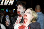 020 - Michael Mirenda, First Annual Zombie Walk 2009 Fremont Street Experience