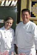 Katie & Chef Jaret - Cory Fields