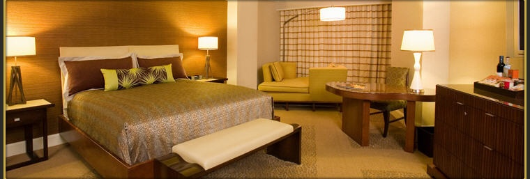 Mandalay Bay Rooms and Suites Information