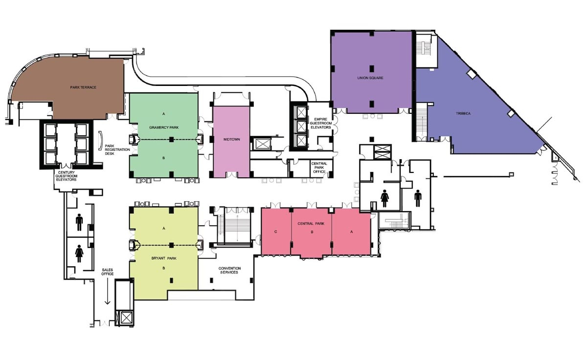 Mandalay bay floor plan floor matttroy for Room design map