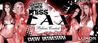 Miss lax bikini contest