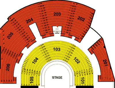 criss angel las vegas seating chart: Mystere las vegas cirque du soleil las vegas trreasure island