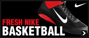 Nike basketball shoes found at your local Las Vegas Foot Locker