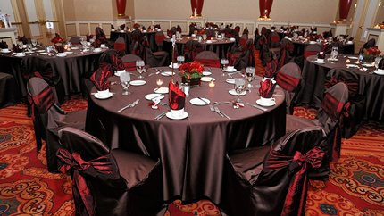 Planet Hollywood Las Vegas Wedding Reception