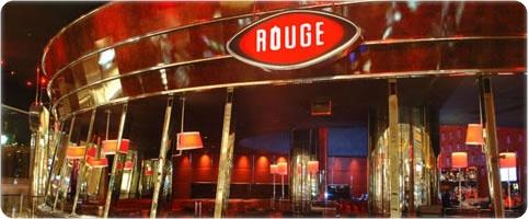 Rouge Las vegas bar at MGM Grand