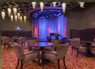 Salute Lounge in Las Vegas at The Palazzo