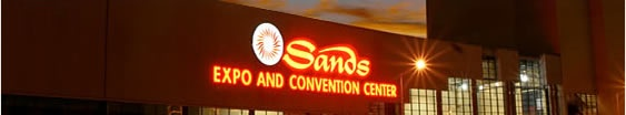 Sands Expo and Convention Center in Las Vegas