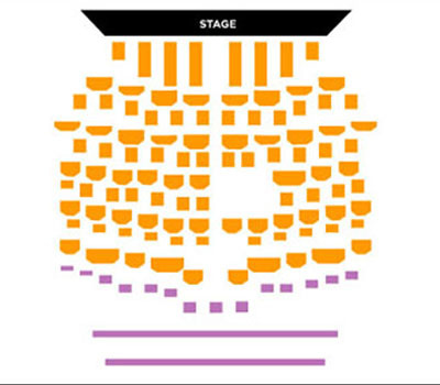 Flamingo Showroom Seating Chart
