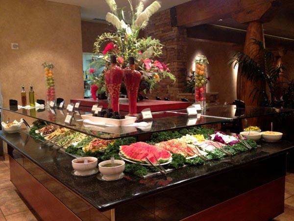 Celebrity Scene News awards 3 stars Pampas Brazilian Steak and Seafood ...