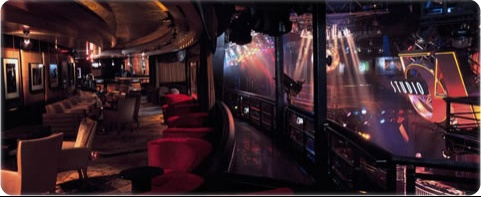 Studio 54 Las Vegas nightlife hot spot