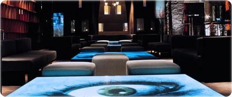 Las Vegas nightclub Tabu Ultra Lounge at MGM Grand