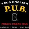 Todd English Pub inside Crystals at City Center