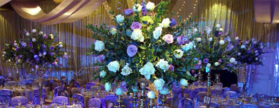 The Reception Egyptian Ballroom At Luxor Las Vegas A Great Location For Wedding Receptions