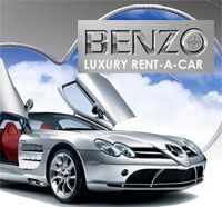 Benzo Luxury Rent A Car