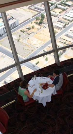 Stratosphere Restaurants